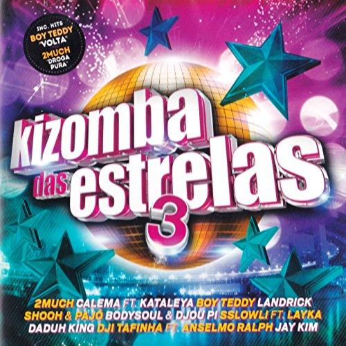 Price comparison product image Kizomba Das Estrelas 3 [CD] 2015