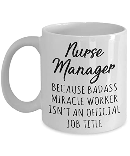 Amazon Gift For Nurse Manager