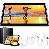 4G Tablet 10.1 Pollici con Wifi Offerte Tablet PC Offerte 8500mAh con Slot per Scheda SIM Doppio Memoria RAM da 3GB+32GB 8MP Camera Android 8.1 Quad Core Tablet Sbloccato WiFi/Bluetooth/ GPS/OTG