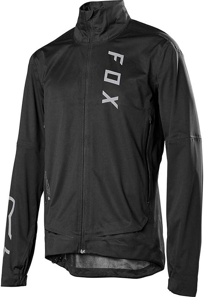 Fox Racing Ranger 3l Waterproof Jacket Large Black