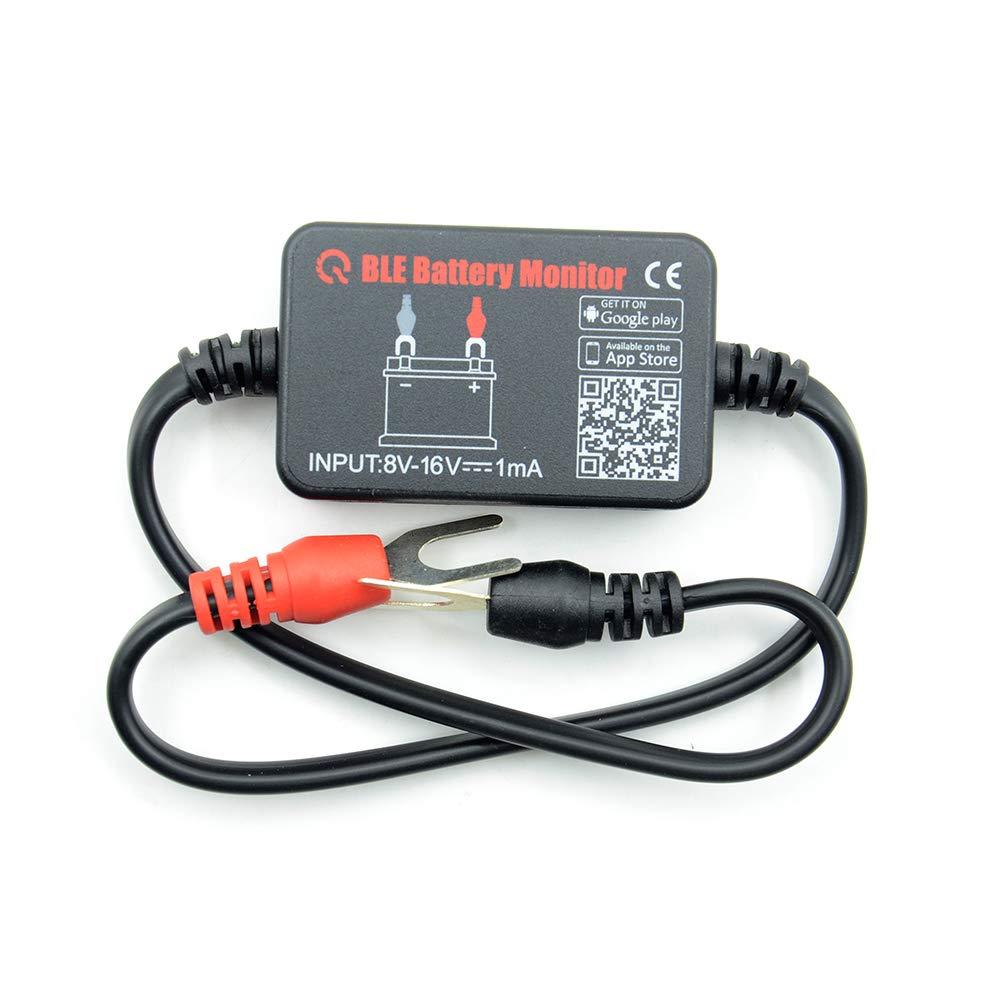 QUICKLYNKS Monitor batteria BM2 Bluetooth 4.0 dispositivo auto 12 V tester diagnostico strumento per Android iOS iPhone analizzatore digitale unit/à di misura batteria