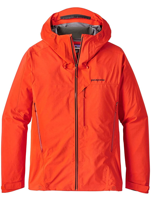 (パタゴニア)patagonia M's Pluma Jacket プルマジャケット 83755 B073RQ6PQV  Paintbrush Red (PBH) US XS-(日本サイズS相当)