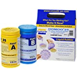 Smooth-On OOMOO 25 - FAST Curing Mold Making Silicone Kit - 2 Pints - EASY!
