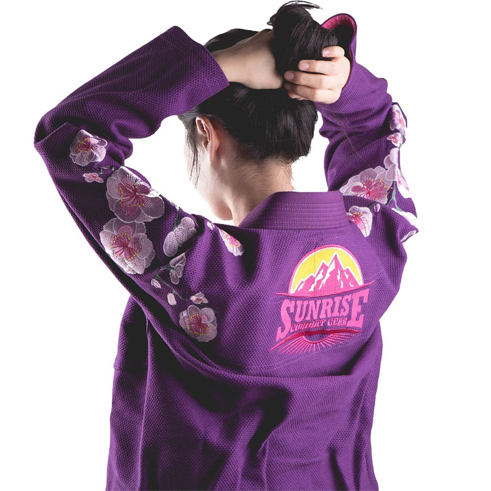 Ladies Brazilian Jiu Jitsu Suit Female BJJ Gi Kimonos Women ...