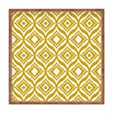 Best DENY Designs Digital Photo Frames - Deny Designs Heather Dutton Trevino Yellow Indoor/Outdoor Square Review