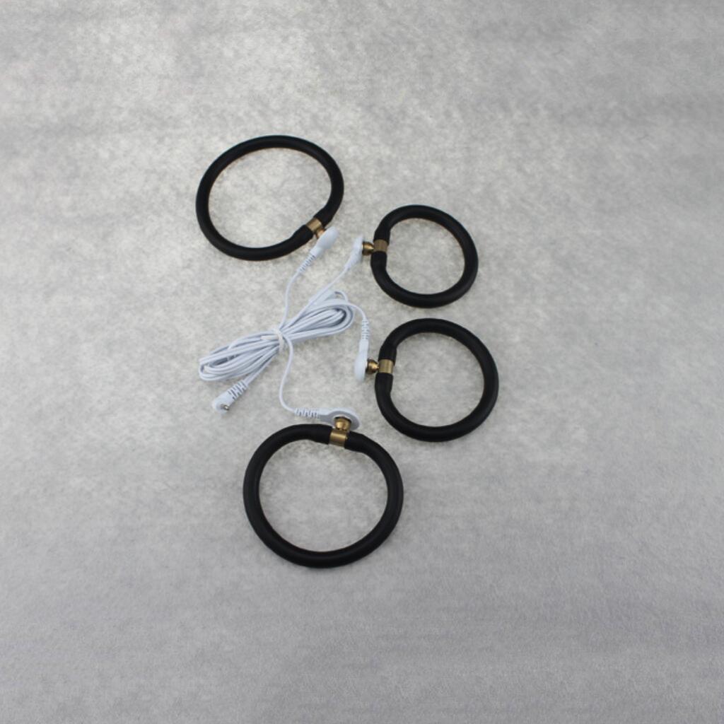 Juguetes sexuales Dispositivo de masturbación pene Anillo del pene masturbación Productos de salud sexo Terapia -A 31b95a