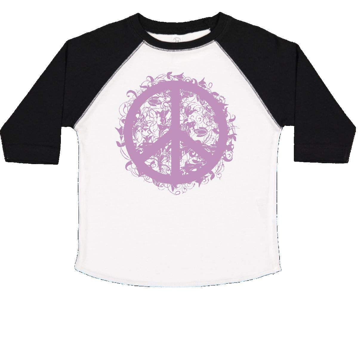 inktastic Purple Peace Toddler T-Shirt