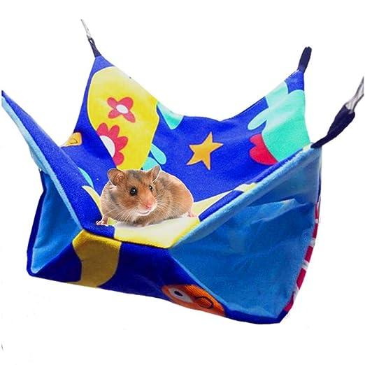 kingpo Accesorios para Nido de algodón para Mascotas pequeñas ...