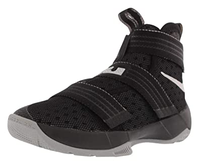 336a24b7f0f6 Amazon.com  Nike Lebron Soldier 10 (Ps) Basketball Boy s Shoes Size 12   Shoes