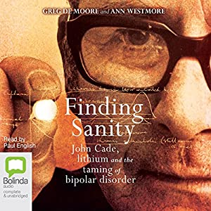 Finding Sanity Audiobook