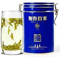 梅府茗家茶叶 绿茶 原产地梅家坞西湖龙井 明前特级50克