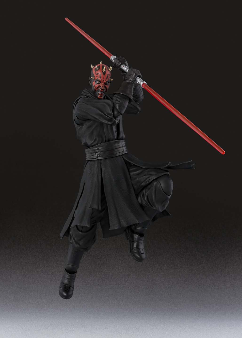 Episode I SH Figuarts Star Wars Darth Maul About 140mm ABS u0026 PVC Painted Action Figure by Bandai