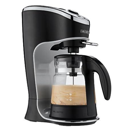 Amazon Mr Coffee Cafe Latte Maker Combination Coffee Espresso