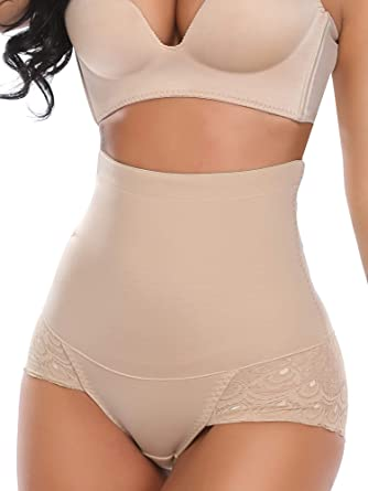 Firm Control Body Briefs Girdle Shaper Tummy Tuck Bum Lift
