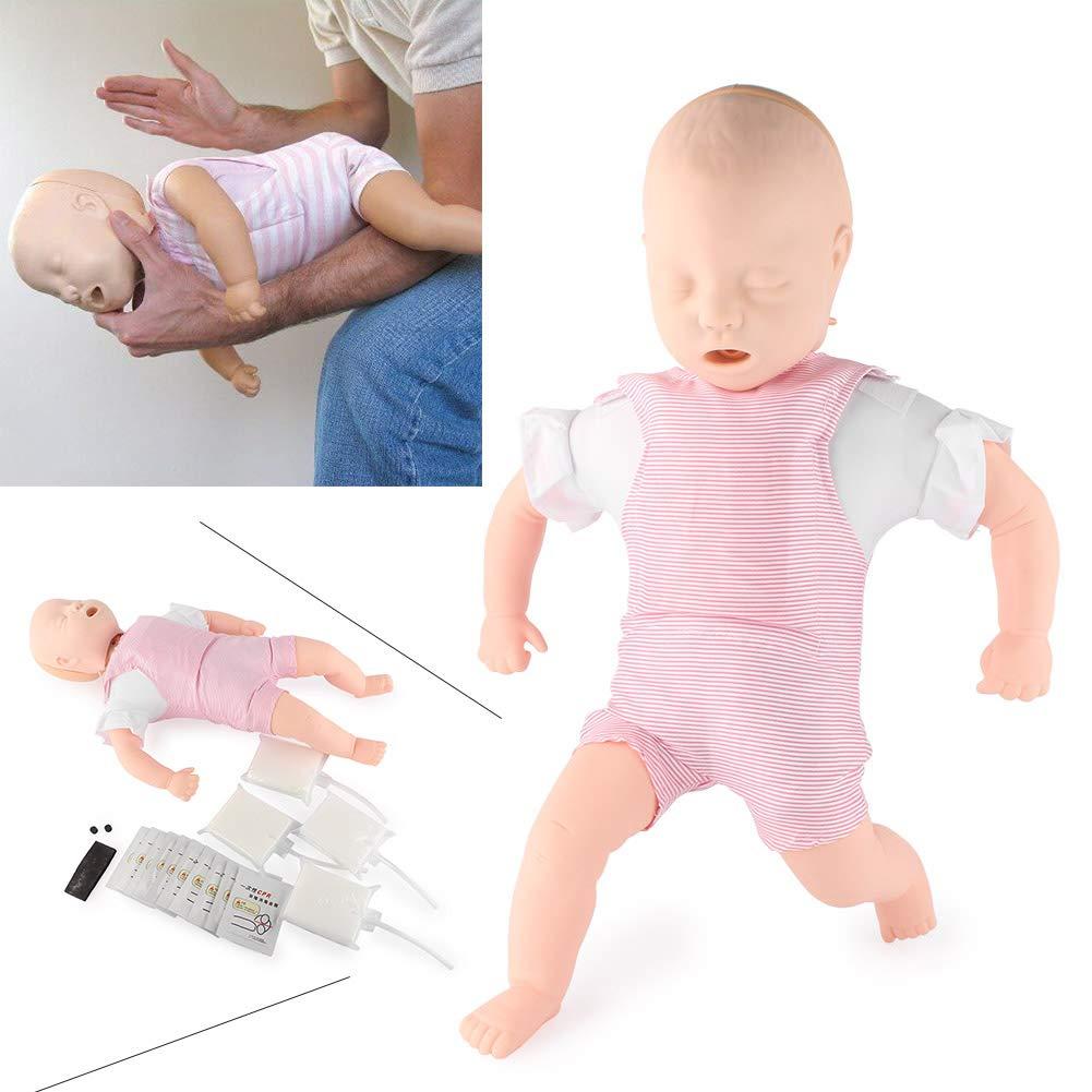【2019 新作】 Beautyladys 医療 B07NYQ8PXP 幼児モデル CPRトレーニング用 赤ちゃんモデル 10個 異物練習 人体模型 1個 介護 ラボ用品 訓練トレーニング 医大学生 医師 看護師 学習用 ラボ用品 1個 B07NYQ8PXP, アクセサリー専門店 きらら:64b6afcf --- a0267596.xsph.ru