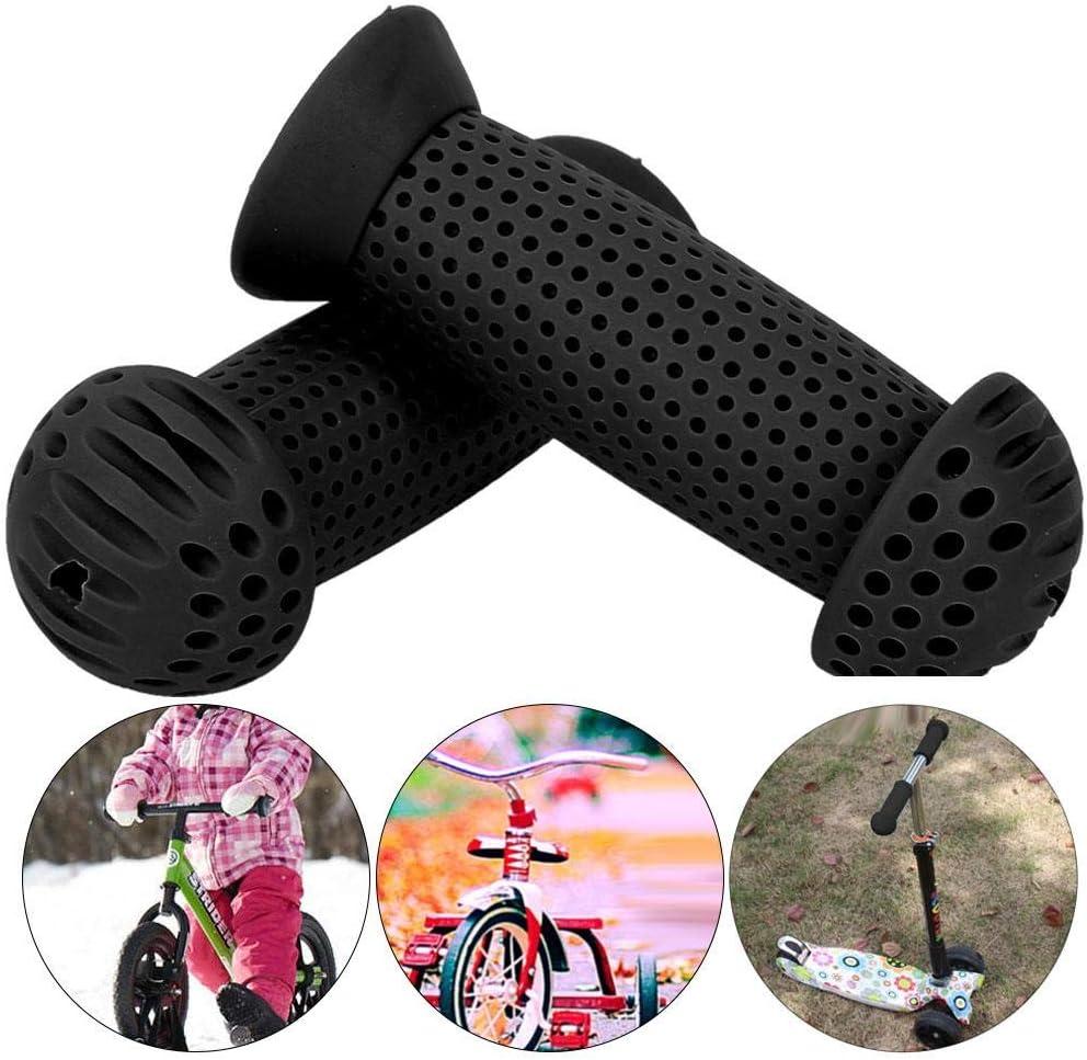 Kids Bicycle Handle Cover Anti-Skid Shock-Absorbing Children Scooter Handlebar Protectors