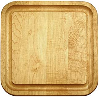 product image for Catskill Craftsmen Square Wood Chopping Block with Groove