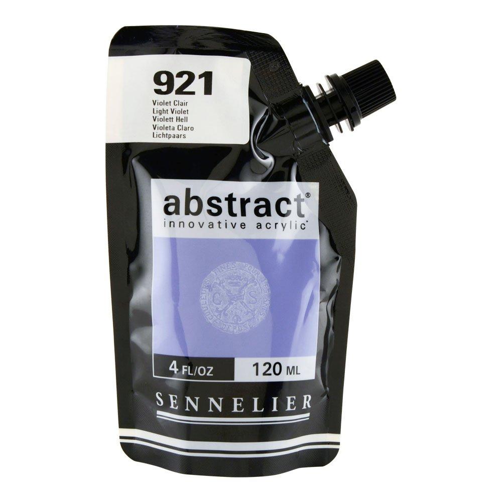 Abstract Acrylic 120ml Light Violet SAVOIR-FAIRE
