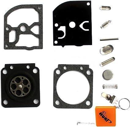 Conjunto de reparación adecuado para still 017 018 MS 170 180 motosierra carburador zama