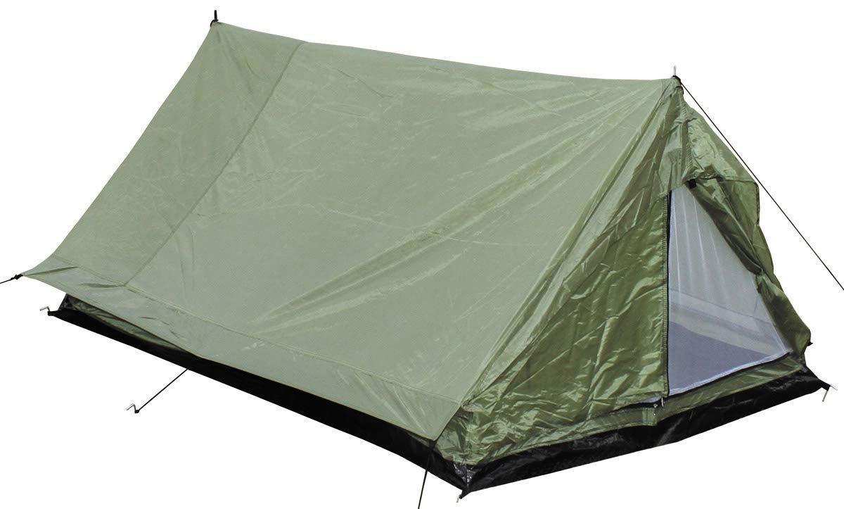 MFH テント A型 2人用 MINIPACK  OLIVE DRAB B00SD2WRYO