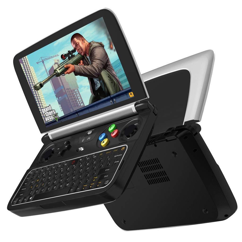 Soosch Handheld Game Console,GPD Win 2 - Mini Gaming Handheld Console Windows 10 Intel m3 2.6Ghz 256GB RAM (EU)