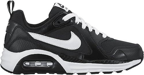 Nike Air Max Trax (GS), Chaussures de Running Garçon, Noir