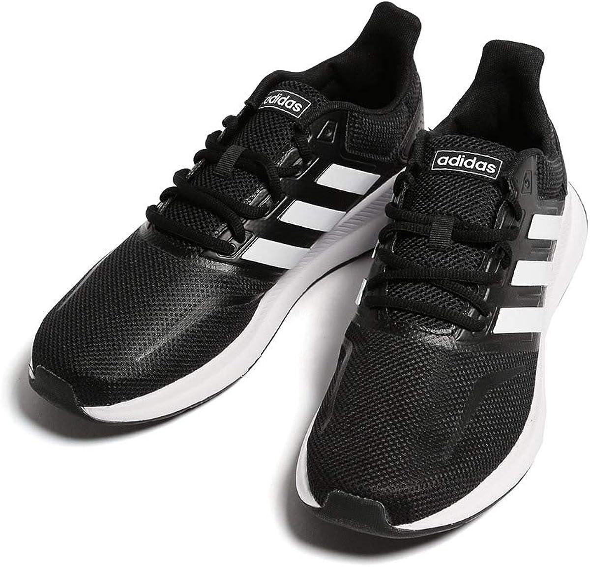 Casa de la carretera Todos darse cuenta  Amazon.co.jp: Adidas FALCONRUN M BLACK [F36199] - black -: Shoes & Bags