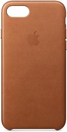 Custodia in pelle per iPhone 8 / 7 - Cuoio - Apple (IT)