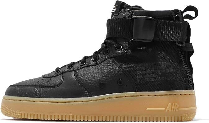 Nike Grade School SF AF1 MID Black