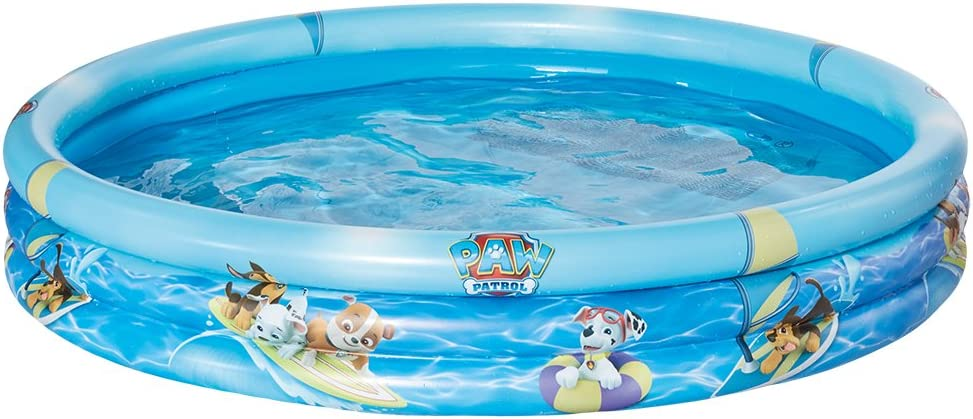 Happy People 16321 Piscina Infantil con Paw Patrol Diseño – 122 x ...