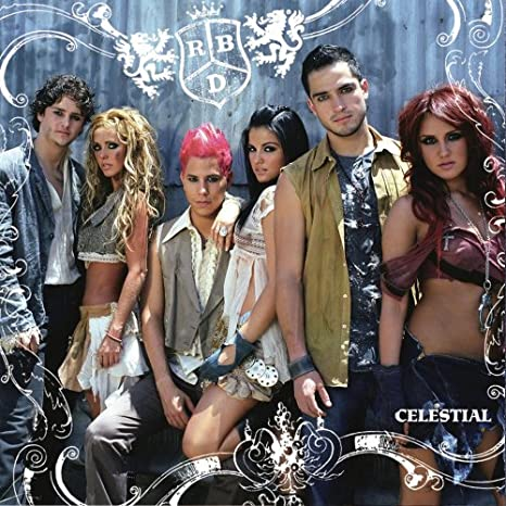 BRASIL EDIO BAIXAR CELESTIAL RBD CD