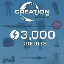 Amazon com: Fallout 4: Creation Club Pack - 3000 - PS4 [Digital Code