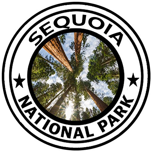 Rogue River Tactical Sequoia National Park Sticker 5