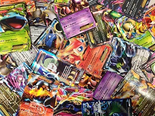 Yugioh 30 Pokemon Card Pack Lot - With Ex Card + 1 FULL A...