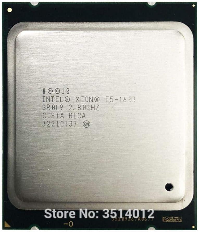 Intel Xeon E5-1603 E5 1603 2.8 GHz Quad-Core Quad-Thread CPU Processor 10M 130W LGA 2011