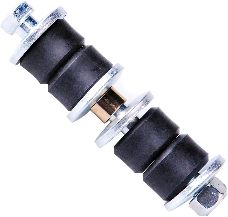 INEEDUP NEW Pair Set of Front Sway Bar End Link Compatible fit for 1990-2001 Acura Integra 1988-2000 Honda Civic 1988-1991 Honda CRX 1988-1991 Honda Prelude