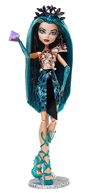 19 opinioni per Monster High CKC65- BÙ York Nefera De Nile