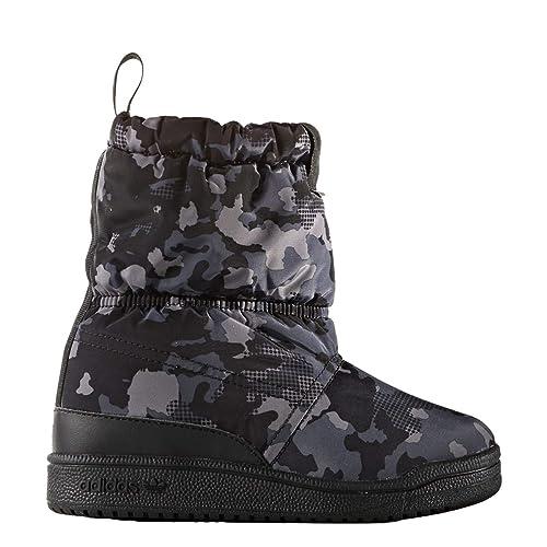 Adidas Primaloft Schuhe Boots blau weiss