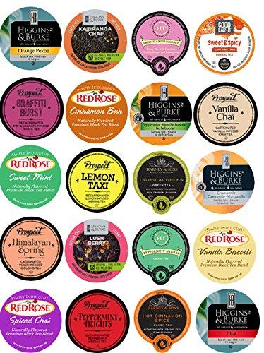 Flavored Sampler different FLAVORED flavors