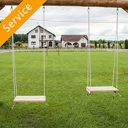 Swing Set Assembly (For Kids Swingsets)
