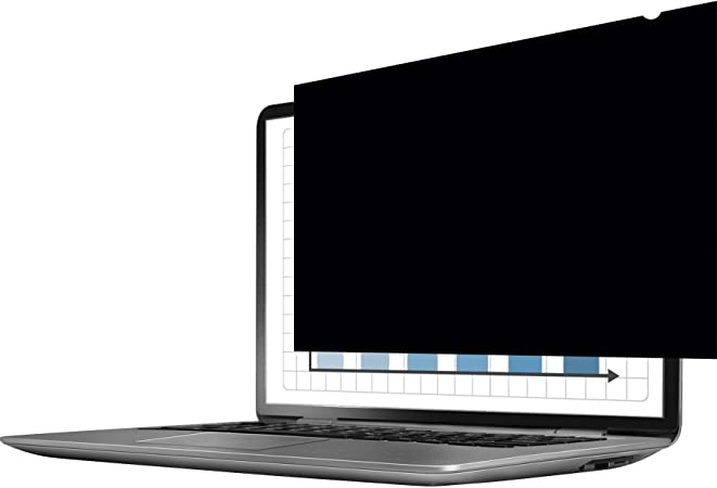 Fellowes Privacy Screen Filter For Laptop Fellowes Inc 20.1 Lcd Product Category: Accessories//Screens /& Filters