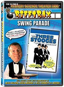RiffTrax: Swing Parade - from the stars of Mystery Science Theater 3000!