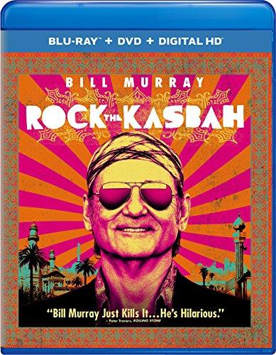 Rock the Kasbah [Blu-ray]