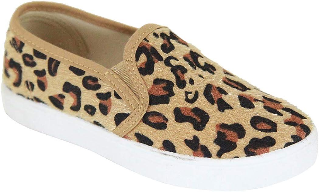 Blue Lemon Girls Leopard Print Fashion