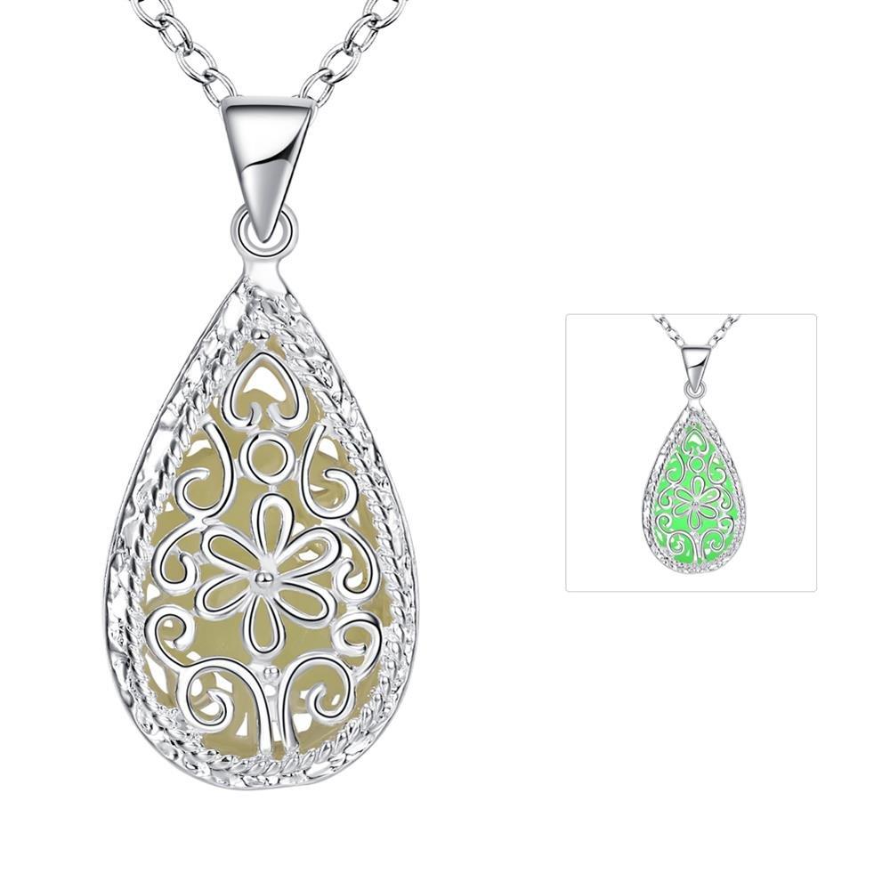 myazs8580 N004-A 2016 Fashion Popular Noctilucent Necklace