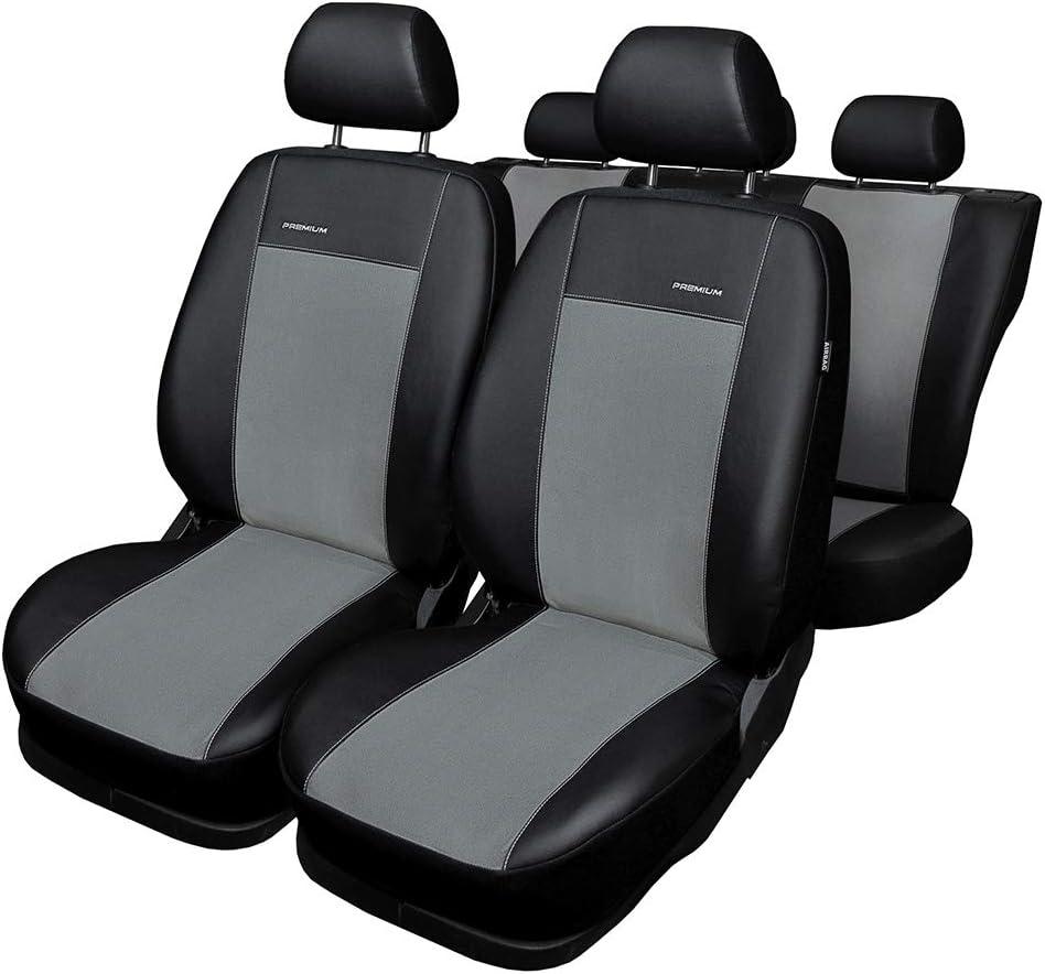 Duster I FL grau Strickpolster /®Auto-schmuck Duster Sitzbez/üge nach Ma/ß Autoplanen perfekte Passform Schonbez/üge Sitzschoner Velour
