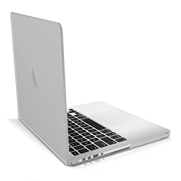 kwmobile Carcasa Dura de Laptop para Apple MacBook Pro Retina 13
