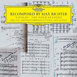 Recomposed by Max Richter - Vivaldi:The Four Seasons (Vinyl)