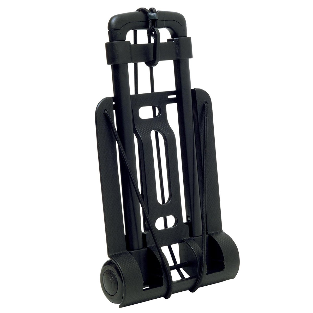 Travel Blue  Extra Strong Deluxe Trolley Cart, Black, One Size