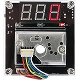 KKmoon センサモジュール LED デジタルPM2.5計 PM2.5 モニター 測定器 探知機 センサー測定器 補正機能